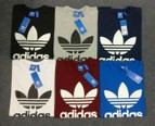 Adidas T-Shirt Herren Shirt Trefoil Logo Shirts Originals in 6 Farben