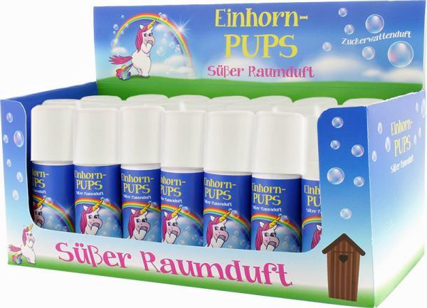 Einhorn-Pupsspray, 50 ml (süßer Raumduft)