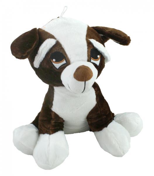 Hund mit Schlappohren - ca 38 cm