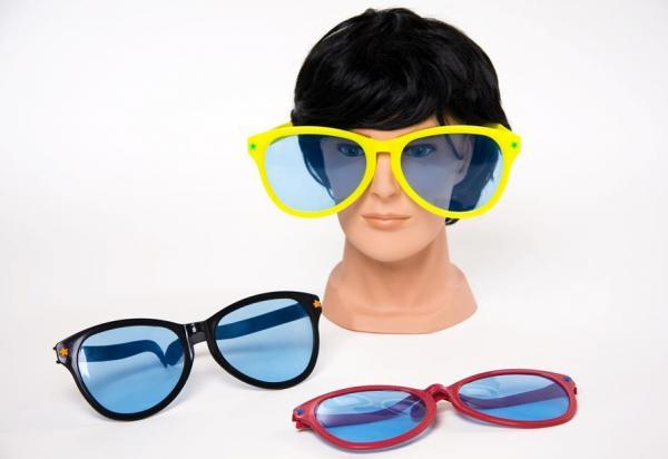 Riesen-Sonnenbrille, ca. 26 cm, sortiert