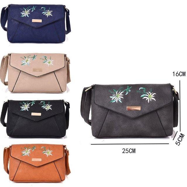 Damen Trend Taschen Tasche Shopper Handtasche Umhängetasche Schultertasche Mixposten - 4,95 Euro