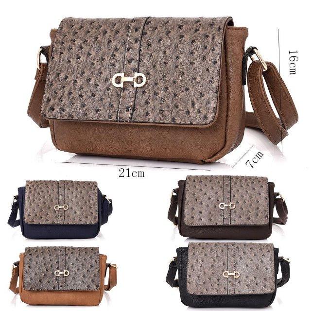 Damen Trend Taschen Tasche Shopper Handtasche Umhängetasche Schultertasche Mixposten - 4,00 Euro