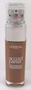 Loreal	Foundation	Accord Parfait		Deep Golden 10.W