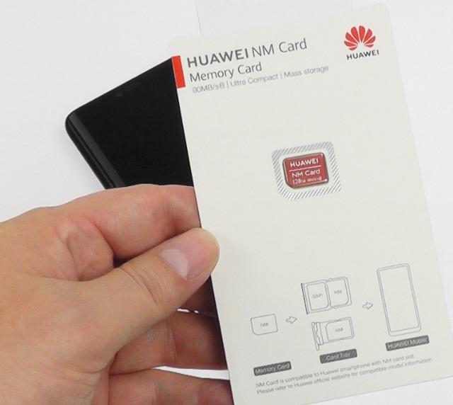 Huawei NM Card (Read 90mb/s, 128GB)