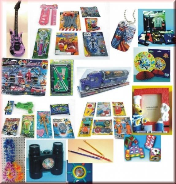 01-54335, Spielwaren POSTEN mit Markenspielwaren, ALLES NEUWAREN, 1A Ware