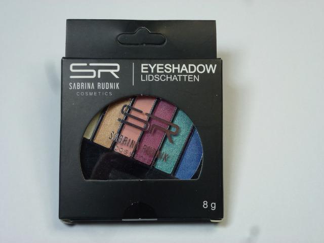 12-40902, SABRINA Lidschatten 6er Pack, Kosmetik, Markenware