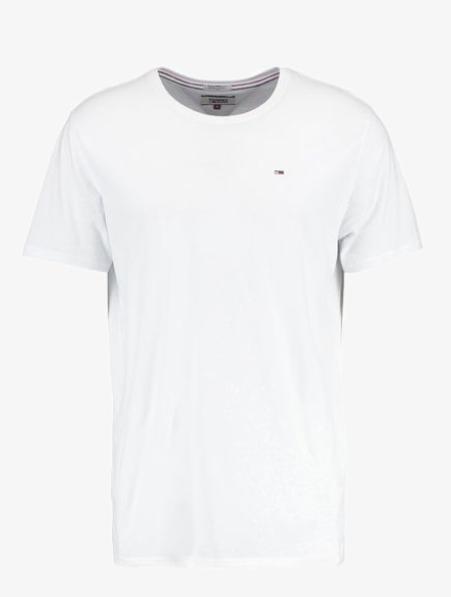 b9d339e1 Tommy Jeans ORIGINAL TEE REGULAR FIT - T-Shirt basic Weiss (15635486 ...
