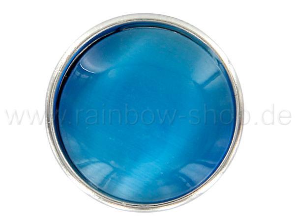 A-ch150 Chunk Button Design: Feinschliff Farbe: türkis