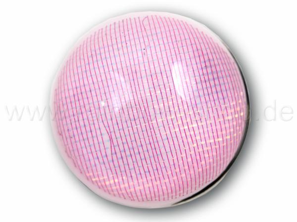 A-ch22 Chunk Button Design: Streifen Farbe: rosa
