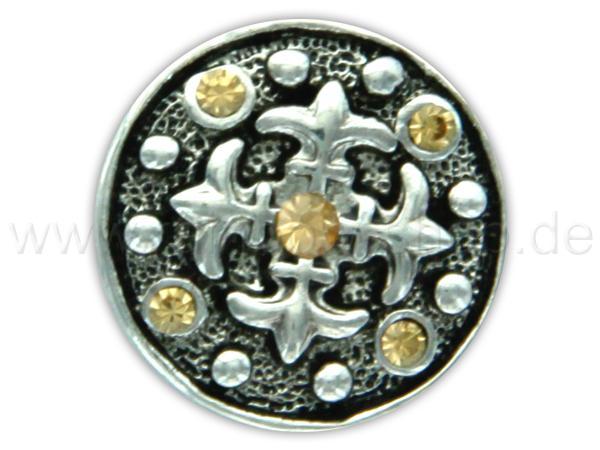 A-ch305 Chunk Button Design: Ornamente Farbe: beige