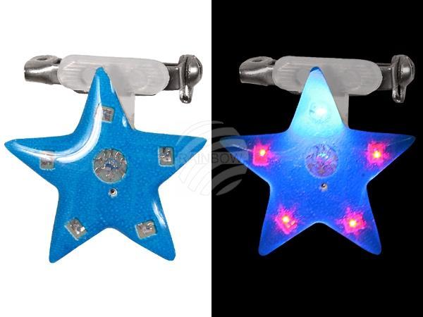 BL-071 Blinki Blinker blau Stern