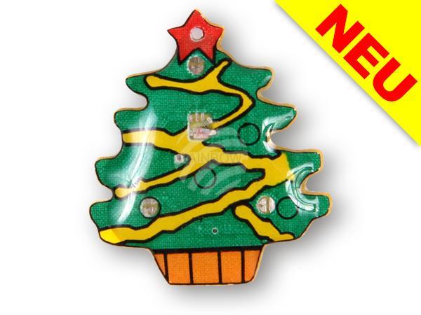 BL-140 Blinki Blinker grün Weihnachtsbaum