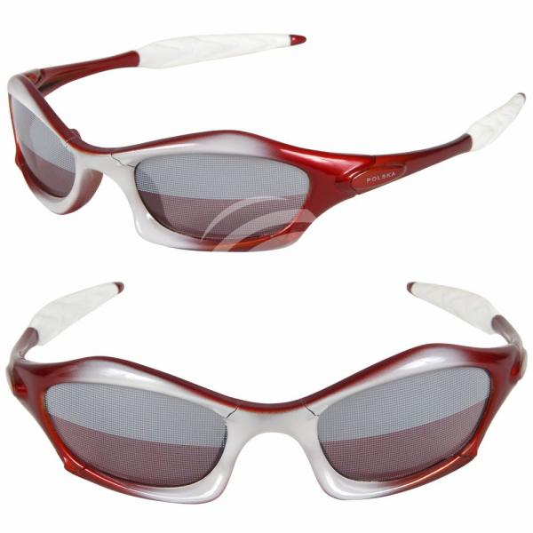 FB-09 Fussball WM Länder Sonnenbrille Polen-Brille