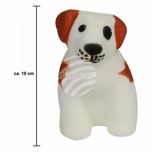 SQ-218 Squishy Squishies Hund weiss ca. 10 cm