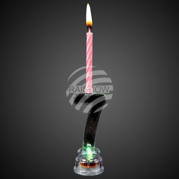 TL-30 LED Kerzenhalter Zahl 7