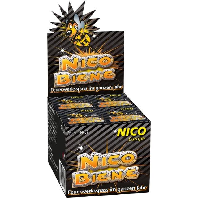 Nico Ganzjahres Jugend Feuerwerk Biene 24 Schachteln