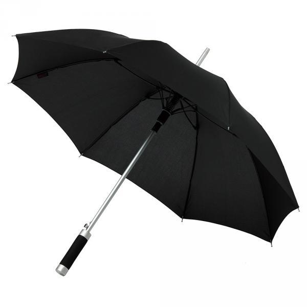OKTAGON® Regenschirm AC Stockschirm Schirm Automatik Windproof Fiberglas Aluminium Alu