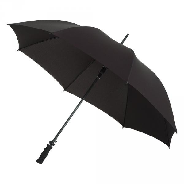 OKTAGON® Regenschirm Golfschirm Gästeschirm AC Midsize Stockschirm Schirm Automatik Windproof gross Teflon Sturmschirm