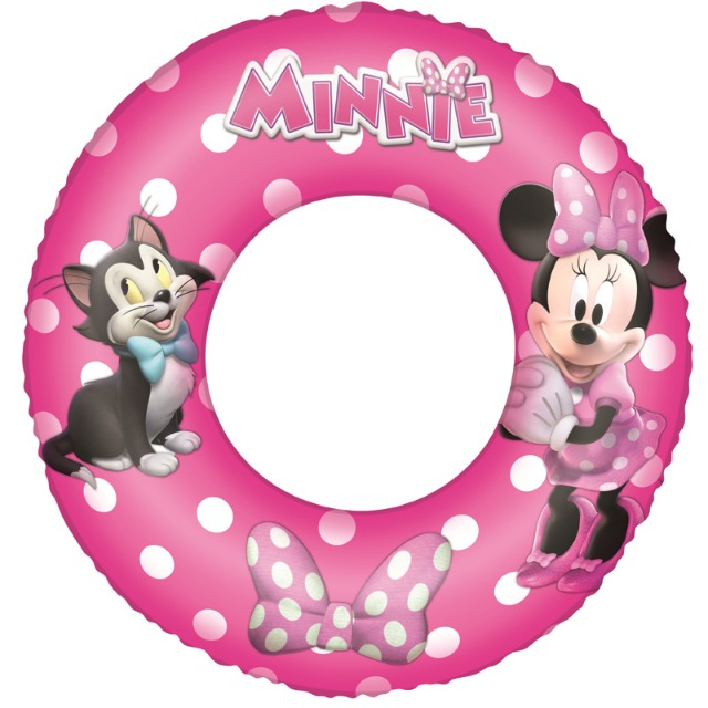 Bestway 91040 Minnie Mouse Club House Schwimmring