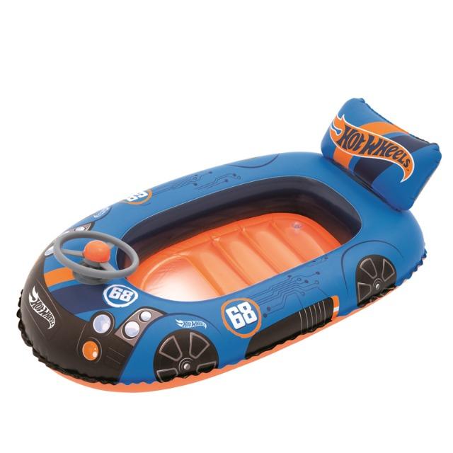 Bestway 93405 Hot Wheels Baby-Schwimmboot