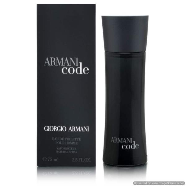 Armani-CODE (M) 75 ml edt spray