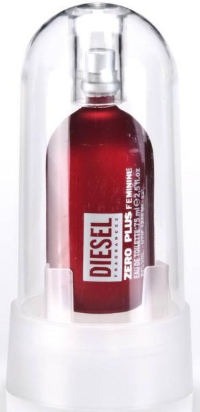 Diesel Zero Plus Feminine 75 ml edt spray