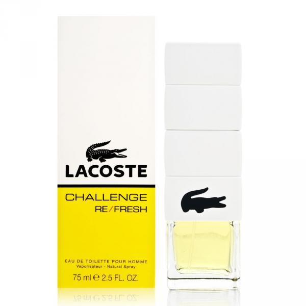 Lacoste CHALLENGE REFRESH (M) 75 ml edt spray