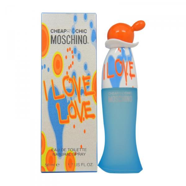 Moschino I LOVE LOVE (L) 50 ml edt spray