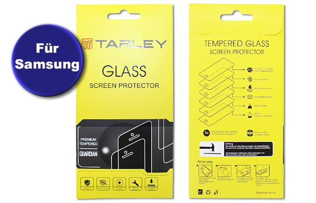 Panzerglas für Samsung Premium Displayschutzfolie Panzerfolie Schutzglas Screen Protector Handy Smartphone Glass Anti-Kratzen Anti-Bläschen