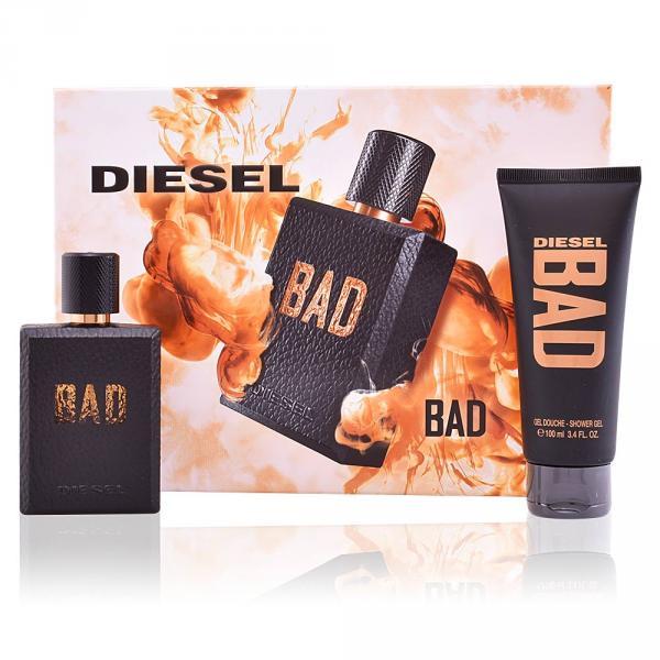 Set Bad Diesel edt 75ml + Shower Gel 100ml