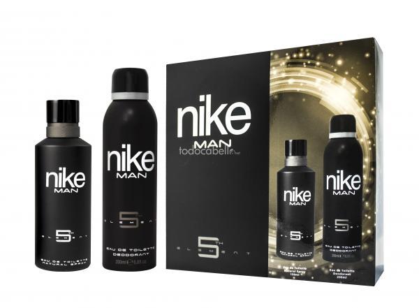 Set Nike 5th Element Man edt 150ml + Desodorante Spray 200ml