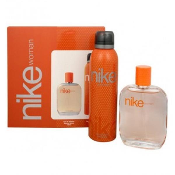Set Nike Woman edt 100ml + Deodorant Spray 200ml