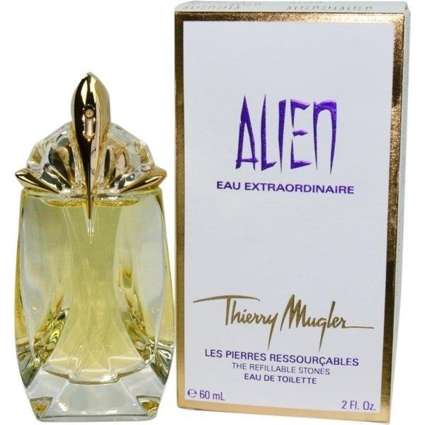 TM-ALIEN Eau Extraordinaire 60 ml edt spray Refillable #80771