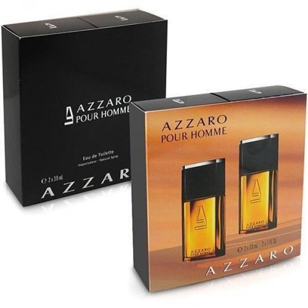 Azzaro 2 x 30 ml edt spray