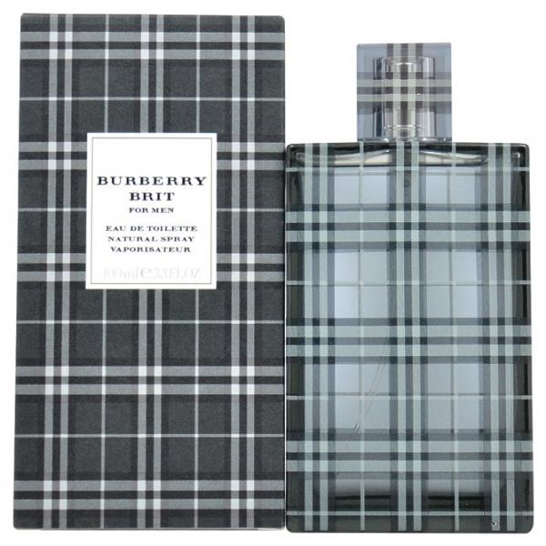 Burberry Brit (M) 100 ml edt spray #3454723