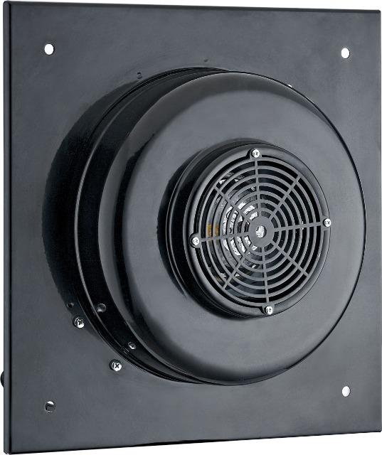 Kanalventilator AC Wandventilator Rohr-Radialventilator Industrie 250mm 1150m³/h