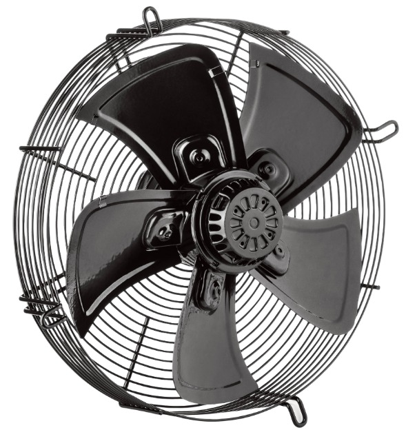 Saugventilator 4M450-S-AC Kühlzellen Verdampfer Kühlaggregat 450mm 4800m³/h