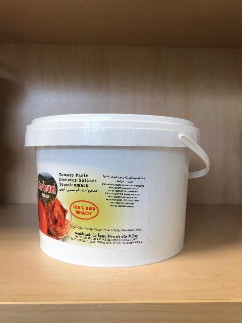 Barhoum Food Tomatenpaste Tomatenmark 3KG sonnengetrocknet 4005156254167