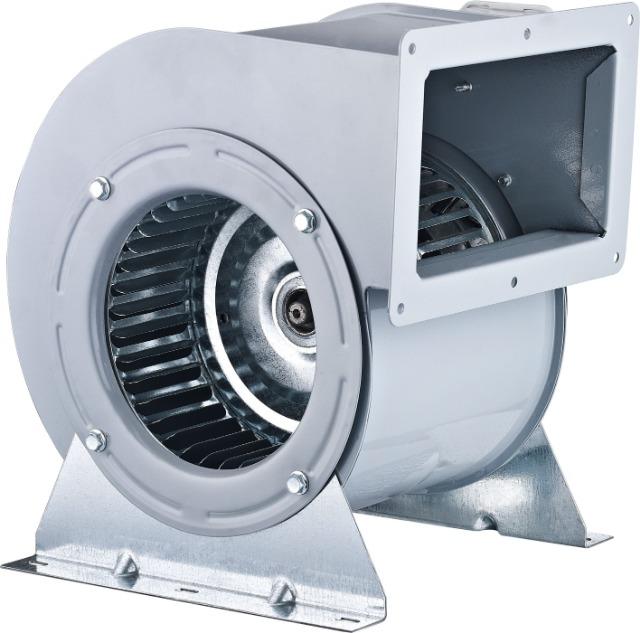 Industrie Radialventilator Lüfter Zentrifugal Axial Radialgebläse 1300m³/h
