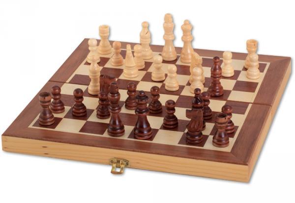 Natural Games Schachkassette