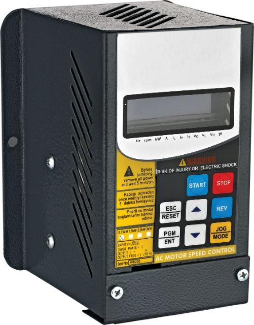 Frequenzumrichter Drehzahlregler 0,75 - 22 Kw IPM-SPWM 10