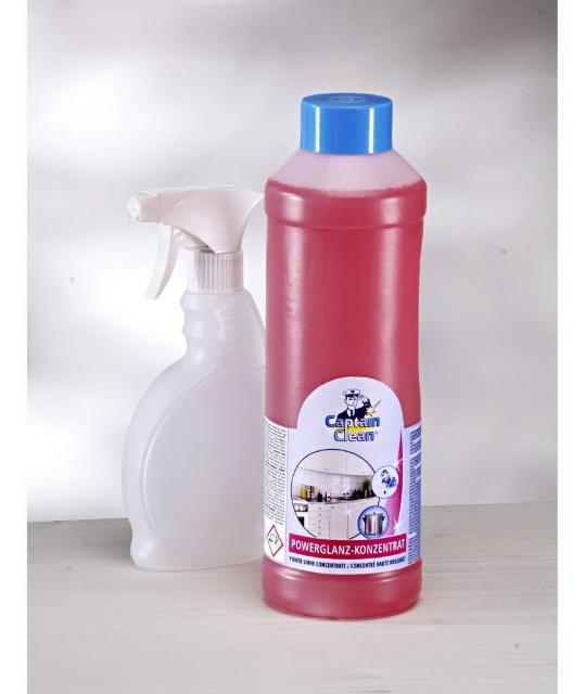 Reinigungskonzentrat 1 L mit Sprühflasche