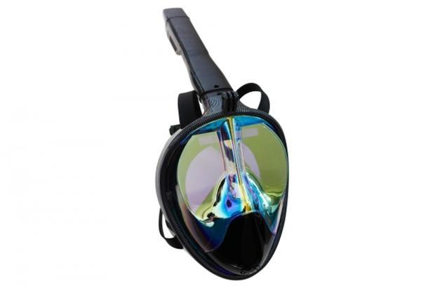 Splash & Fun Full Face Schnorchel-Maske Mirror