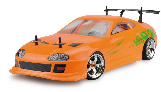 funk ferngesteuertes RC Auto Car AM10TC Tourenwagen 1:10 Brushless RTR
