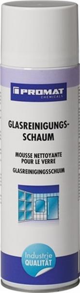 Glasreinigungsschaum 500ml Spray für Keramik/Glas, 6 Stück