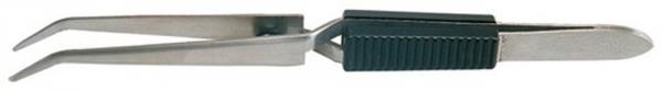 Kreuzpinzette L.160mm gebogene Spitze