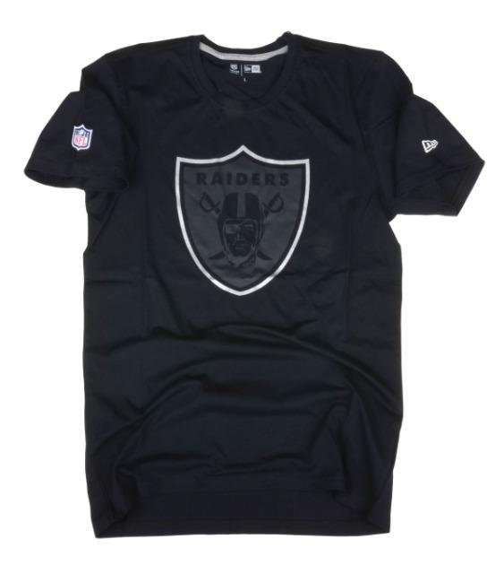 New Era Cap T-Shirt - NFL American Football League - Raiders Patriots Cowboys Seahawks