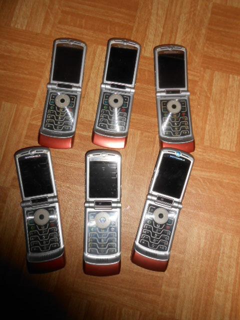 Kulthandy Motorola V3/V3i/V3x/V3xx B-Ware