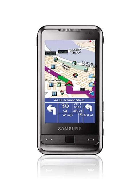 Samsung Omnia i900 - 8/16GB Smartphone Restposten