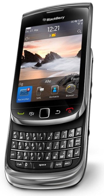 Restposten Blackberrys Posten B-Ware